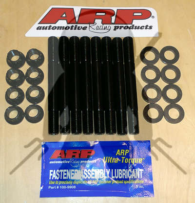 ARP Ninja Performance 6G72 91-92 TT 2 Bolt Main Studs