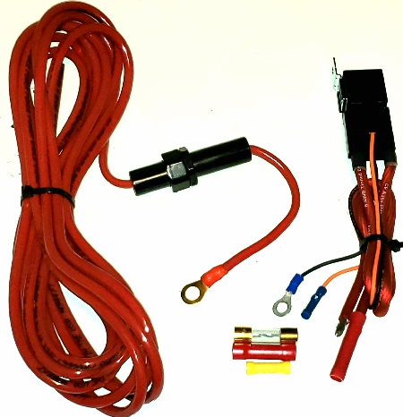 Ninja Performance Fuel Pump Hotwire Kit - 70 AMP