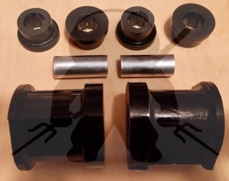 Ninja Performance 3000GT Stealth Front Poly Bushing Kit LCA - COMPLETE - 94-99