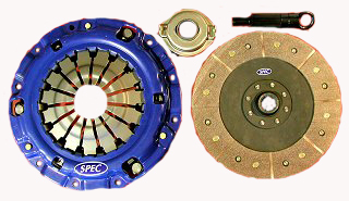 SPEC Stage 4+ Un Sprung Clutch Kit SM754F