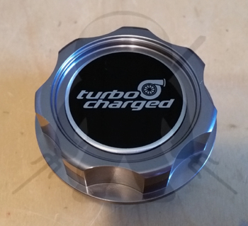 Mitsubishi 3000GT Stealth Billet Aluminum Turbo Charged Oil Cap W/Seal