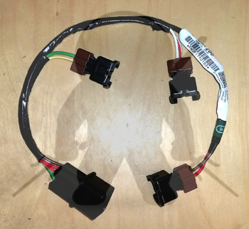 Mitsubishi OEM Rear Fuel Injector Harness TT
