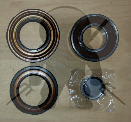 Mitsubishi OEM 3000GT Stealth CV Shaft Bearing Bracket Rebuild Kit