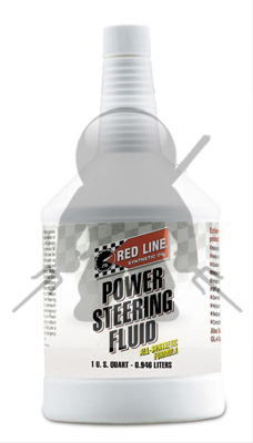 RED LINE Power Steering Fluid 1 QT