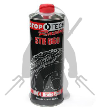 StopTech STR-660 Ultra Performance Racing Brake Fluid DOT 4