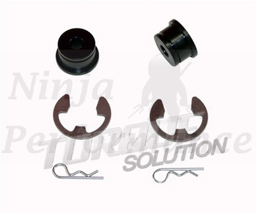 Torque Solution Shifter Cable Bushings 3000GT Stealth