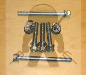 Mitsubishi OEM 6G72 DOHC TT Upper Plenum Bolt Kit