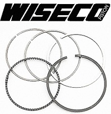 Wiseco Forged Piston 91.5mm Rings Set of 6