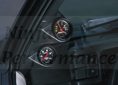 3000GT Stealth 91-99 Gauge Pod 52mm Dual