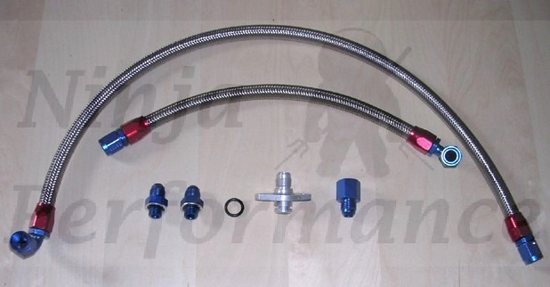 Ninja Performance High Flow Fuel Kit - E85 Compatible