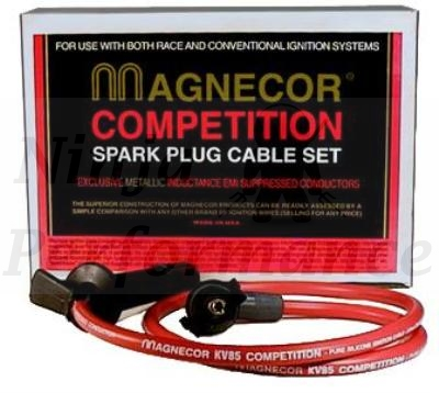 Magnecor KV85 Competition 8.5mm Plug Wires 6G72 SOHC