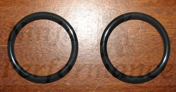 Mitsubishi OEM 6G72 SOHC Water Pump Crossover Tube O-rings