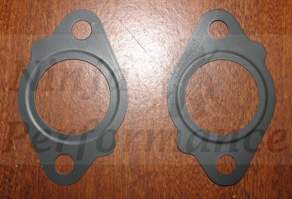 Mitsubishi OEM 6G72 DOHC Cylinder Head Water Block Off Plate Gaskets