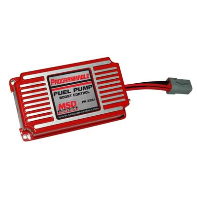 MSD Fuel Pump Voltage Booster 2351