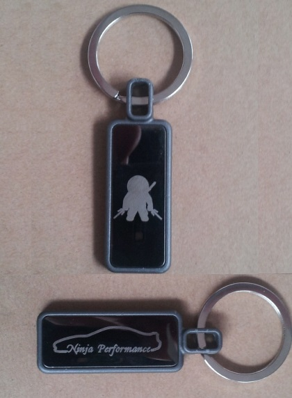Ninja Performance Key Ring