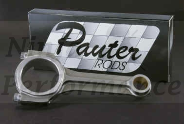 Pauter 4340 Chromoly Steel Billet Rods 6G72