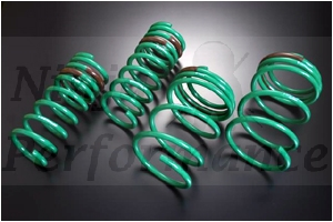 TEIN S-Tech Lowering Springs 91-99 3000GT SL Stealth RT WITH ECS